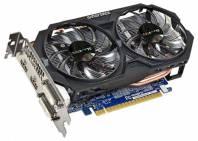 Видеокарта GIGABYTE GeForce GTX 750 Ti (1215МГц, GDDR5 2048Мб 5400МГц 128 бит)
