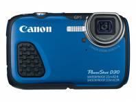 Новинка для любителей подводного мира и просто туристов – Canon PowerShot D30