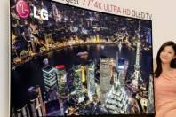 """""""Samsung"""" сообщила, когда на рынке появятся дешёвые OLED телевизоры"""