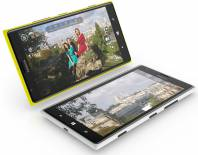 Смартфон Nokia Lumia 1520 с большим экраном