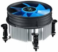 Бюджетный кулер DeepCool Theta 21 PWM для процессоров Intel i3, i5, i7