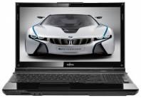 Fujitsu AH532 стильный ноутбук с игровыми характеристиками
