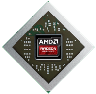 Графический процессор в линейке AMD Radeon – версия HD 8900M