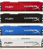 Настоящая скорость без остановок - DIMM DDR3, 8ГБ (2x4ГБ), Kingston HyperX FURY
