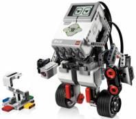 Обучающие роботы LEGO