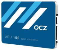 Относительно бюджетный твердотельный OCZ ARC 100