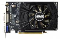 Видеокарта ASUS GeForce GT 740 (1033МГц, GDDR5 1024Мб 5000МГц 128 бит)
