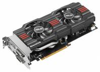 Видеокарта ASUS GeForce GTX 660 (1072МГц, GDDR5 2048Мб 6108МГц 192 бит)