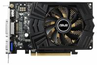 Видеокарта ASUS GeForce GTX 750 (1020МГц, GDDR5 1024Мб 5010МГц 128 бит)