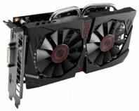 Видеокарта ASUS GeForce GTX 750 Ti (1124МГц, GDDR5 2048Мб 5400МГц 128 бит)