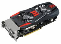 Видеокарта ASUS GeForce GTX 760 (1072МГц, GDDR5 2048Мб 6008МГц 256 бит)