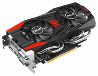 Видеокарта ASUS GeForce GTX 760 (1006МГц, GDDR5 2048Мб 6008МГц 256 бит)