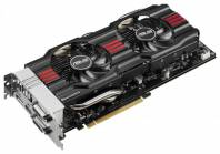 Видеокарта ASUS GeForce GTX 770 (1058МГц, GDDR5 2048Мб 7010МГц 256 бит)