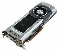 Видеокарта ASUS GeForce GTX 780 Ti (876МГц, GDDR5 3072Мб 7000МГц 384 бит)