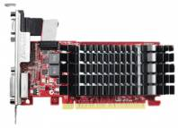 Видеокарта ASUS Radeon R7 240 (780МГц, GDDR3 2048Мб 1800МГц 128 бит)
