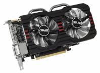 Видеокарта ASUS Radeon R7 260X (1188МГц, GDDR5 2048Мб 7000МГц 128 бит)