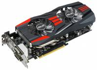 Видеокарта ASUS Radeon R9 270X (1050МГц, GDDR5 2048Мб 5600МГц 256 бит)