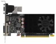 Видеокарта EVGA GeForce GT 730 (700МГц, GDDR3 1024Мб 1400МГц 128 бит)