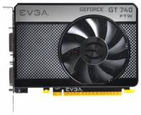 Видеокарта EVGA GeForce GT 740 (1202МГц, GDDR5 2048Мб 5000МГц 128 бит)