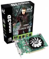 Видеокарта Inno3D GeForce GT 220 (625МГц, GDDR3 1024Мб 1580МГц 128 бит)