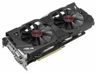Видеокарта ASUS GeForce GTX 970 (1114МГц, GDDR5 4096Мб 7010МГц 256 бит)