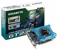 Видеокарта GIGABYTE GeForce GT 220 (720МГц, GDDR3 1024Мб 1600МГц 128 бит)