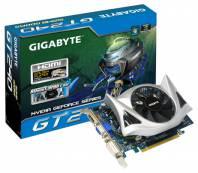 Видеокарта GIGABYTE GeForce GT 240 (550МГц, GDDR5 512Мб 3400МГц 128 бит)