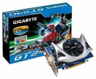 Видеокарта GIGABYTE GeForce GT 240 (600МГц, GDDR5 1024Мб 3400МГц 128 бит)