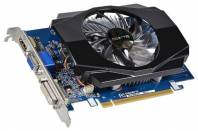 Видеокарта GIGABYTE GeForce GT 730 (902МГц, GDDR3 2048Мб 1800МГц 64 бит)