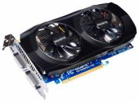 Видеокарта GIGABYTE GeForce GTX 460 v2 (788МГц, GDDR5 1024Мб 4008МГц 192 бит)