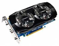 Видеокарта GIGABYTE GeForce GTX 560 Ti (822МГц, GDDR5 1024Мб 4000МГц 256 бит)