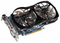 Видеокарта GIGABYTE GeForce GTX 650 Ti (1032МГц, GDDR5 2048Мб 5400МГц 128 бит)