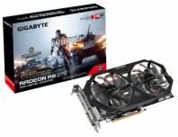 Видеокарта GIGABYTE Radeon R9 270 (950МГц, GDDR5 2000Мб 5600МГц 256 бит)