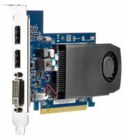 Видеокарта HP GeForce GT 630 (810МГц, GDDR3 2048Мб 1600МГц 128 бит)