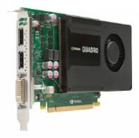 Видеокарта HP Quadro K2000 (GDDR5 2048Мб 128 бит)