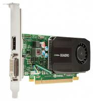 Видеокарта HP Quadro K600 (875МГц, GDDR3 1024Мб 891МГц 128 бит)