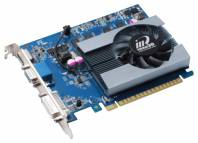 Видеокарта Inno3D GeForce GT 630 (810МГц, GDDR3 512Мб 1333МГц 128 бит)