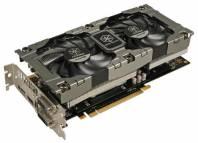 Видеокарта Inno3D GeForce GTX 650 Ti Boost (1050МГц, GDDR5 1024Мб 6200МГц 192 бит)