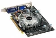 Видеокарта MSI GeForce GT 220 (625МГц, GDDR2 1024Мб 810МГц 128 бит)