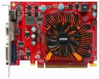 Видеокарта MSI GeForce GT 220 (625МГц, GDDR3 1024Мб 1580МГц 128 бит)