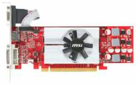 Видеокарта MSI GeForce GT 220 (625МГц, GDDR3 1024Мб 960МГц 64 бит)