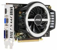 Видеокарта MSI GeForce GT 240 (550МГц, GDDR5 512Мб 3400МГц 128 бит)