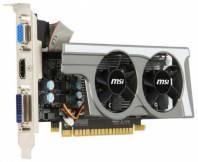 Видеокарта MSI GeForce GT 430 (700МГц, GDDR3 1024Мб 1800МГц 128 бит)
