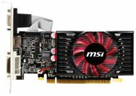 Видеокарта MSI GeForce GT 620 (700МГц, GDDR3 2048Мб 1000МГц 64 бит)