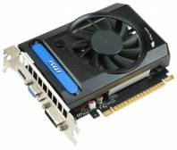 Видеокарта MSI GeForce GT 630 Kepler (1006МГц, GDDR3 2048Мб 1800МГц 64 бит)
