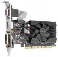 Видеокарта MSI GeForce GT 720 (797МГц, GDDR3 1024Мб 1600МГц 64 бит)