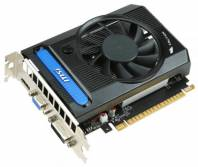 Видеокарта MSI GeForce GT 730 (1006МГц, GDDR3 2048Мб 1800МГц 64 бит)