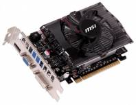 Видеокарта MSI GeForce GT 730 (700МГц, GDDR3 2048Мб 1800МГц 128 бит)