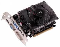 Видеокарта MSI GeForce GT 730 (700МГц, GDDR3 4096Мб 1800МГц 128 бит)