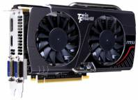 Видеокарта MSI GeForce GTX 650 Ti Boost (1033МГц, GDDR5 2048Мб 6008МГц 192 бит)